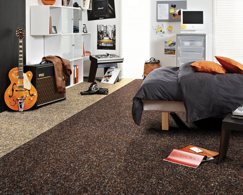 Needle Punch Carpet Flooring